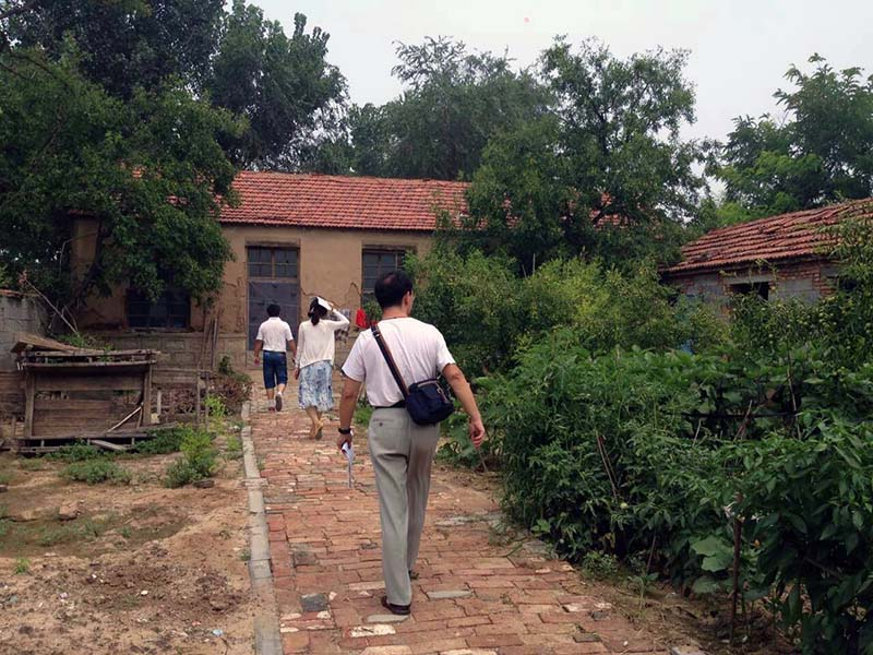 Help the student, fly the dream -- aid education in Zhanhua